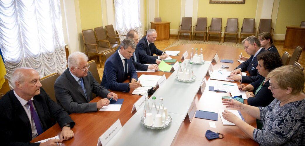 Велика Британія підтвердила незмінність перспективи оборонної співпраці з Україною