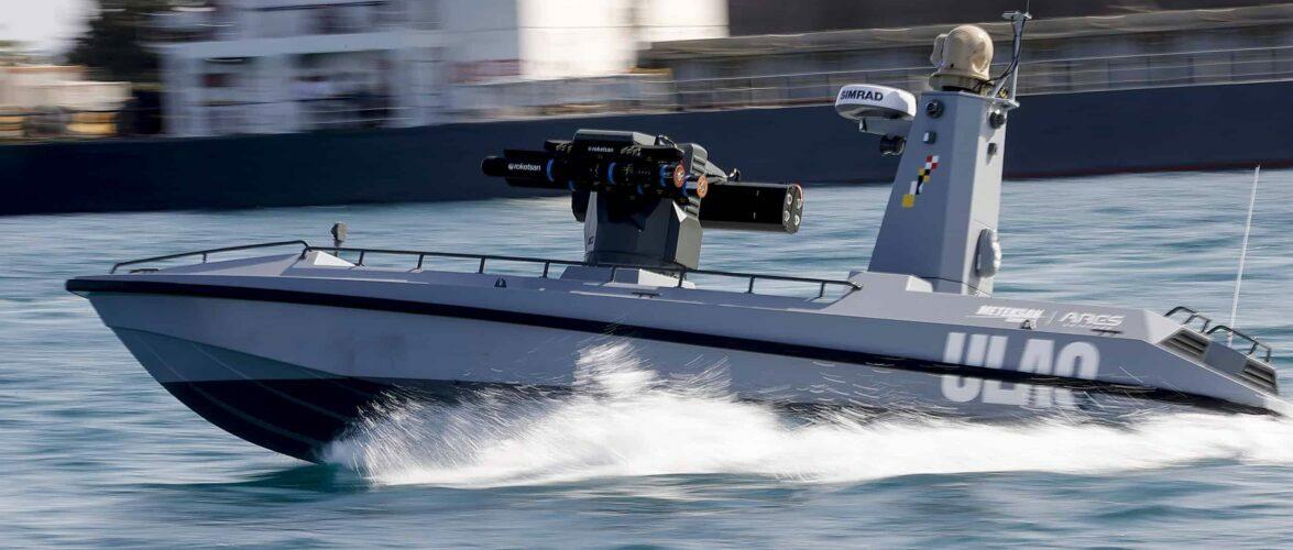 Туреччина завершила перший етап створення флоту надводних дронів