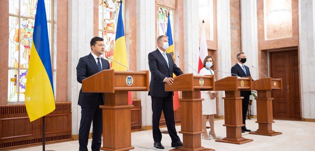 Україна виступає за посилення взаємодії причорноморських держав для забезпечення безпеки в регіоні – Президент
