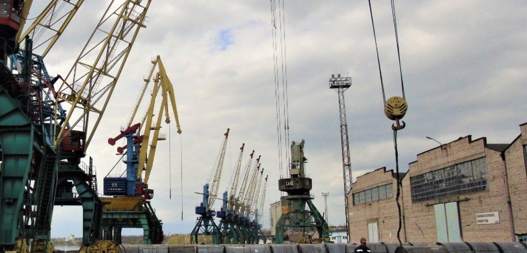 «Метінвест» змінив логістичну схему доставки прокату чорних металів до порту Ізмаїл