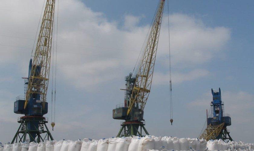 Ізмаїльский порт обробив у серпні 382,8 тис.тон