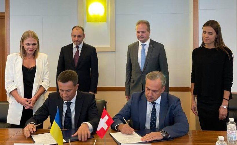 «СП РИСОІЛ ТЕРМІНАЛ» та АМПУ заключили договір про взаємодію в порту Чорноморськ