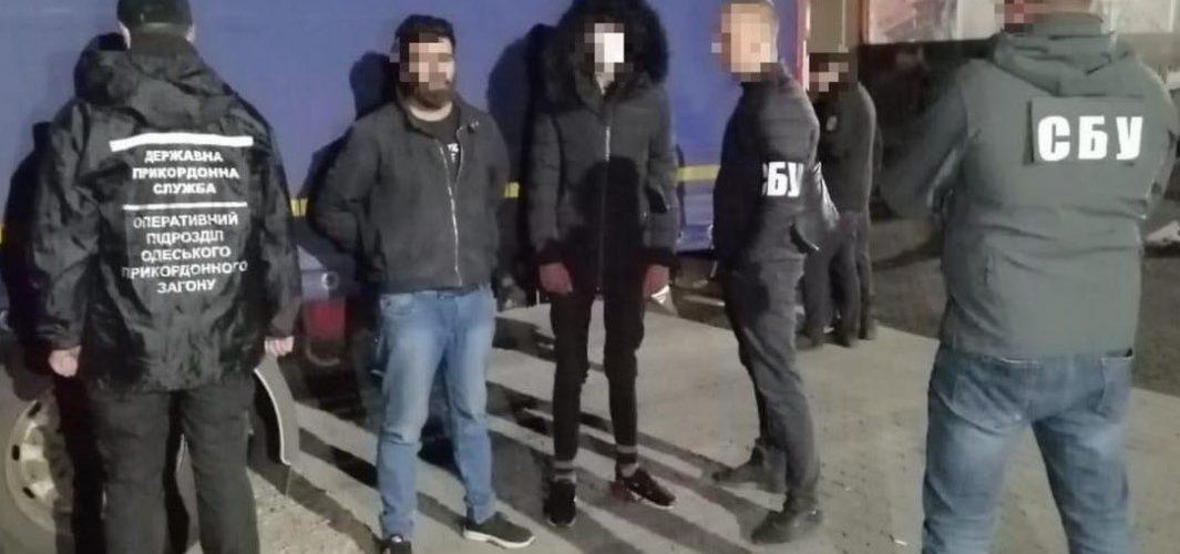 СБУ викрила канал нелегальної міргації через порт Чорноморськ