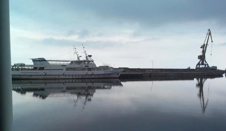 Скадовський порт не виконав план вантажопереробки через зміну планів ТОВ «Вінкрафт-Україна»