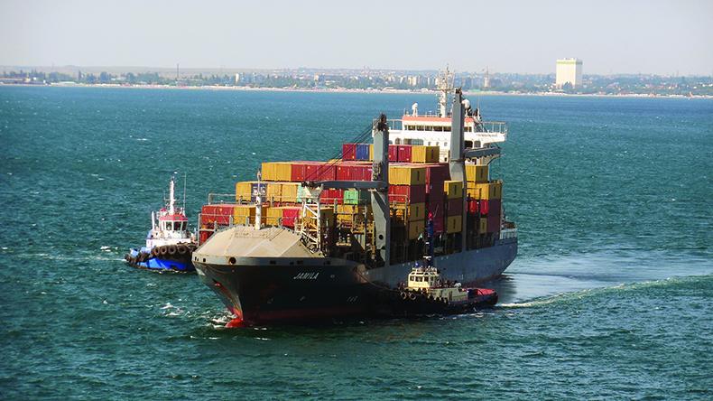 У морських портах України оброблено 91 мільйон 729 тис. т. вантажів за підсумками 8 місяців