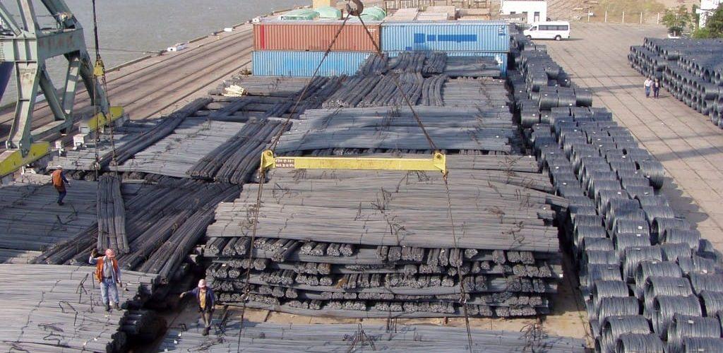 Вантажообіг Ренійського морського порту за серпень склав 185,5 тис. тон