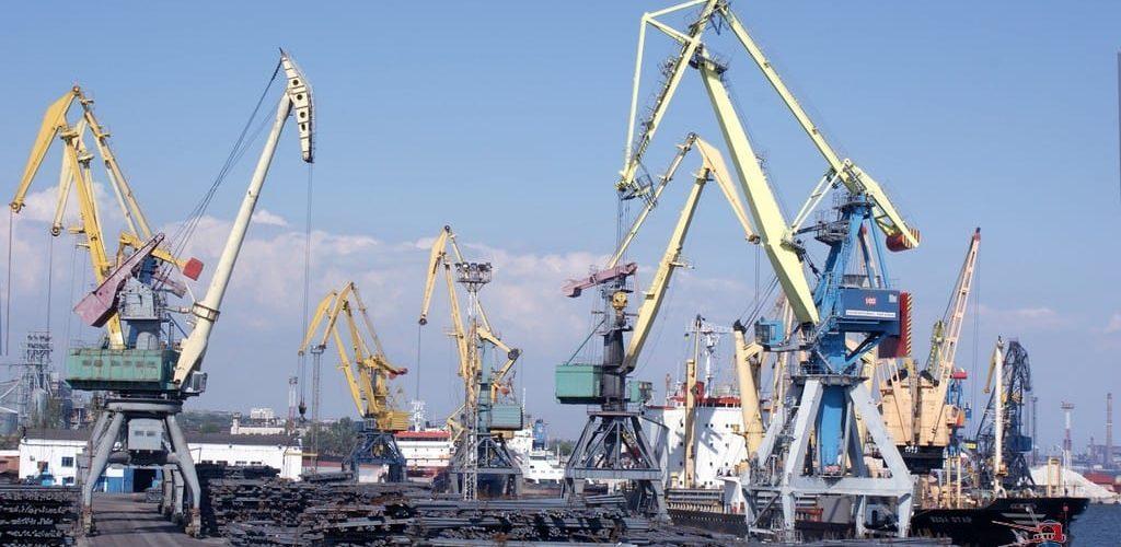 Перевалка Маріупольського порту з початку 2021 року склала 4, 47 млн. тон