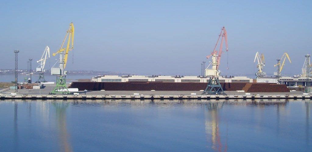В порту Ольвія Завершено днопоглиблювальні роботи в обсязі 545,5 тис. м³