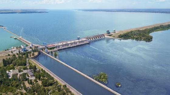 8,2 млн тонн вантажів перевезено р. Дніпро за 8 місяців 2021 року
