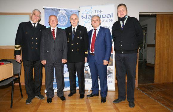 Відбулась міжнародна науково-практична конференція з нагоди 20-річчя Морського інституту України