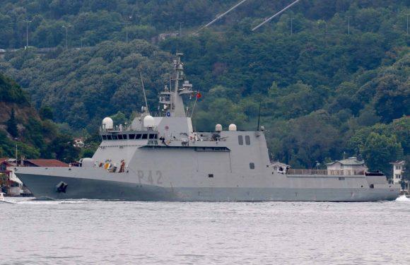 Кораблі Другої протимінної групи НАТО зайшли у Чорне море
