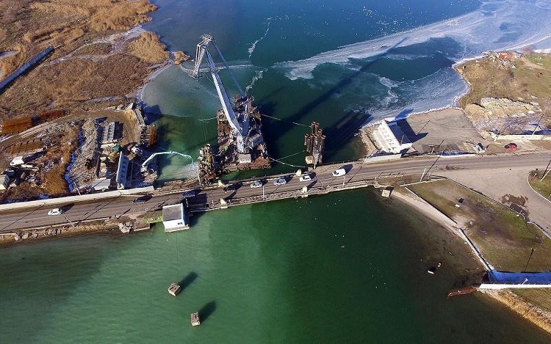 Міст із Одеси до Чорноморська перепроєктують за 9 мільйонів