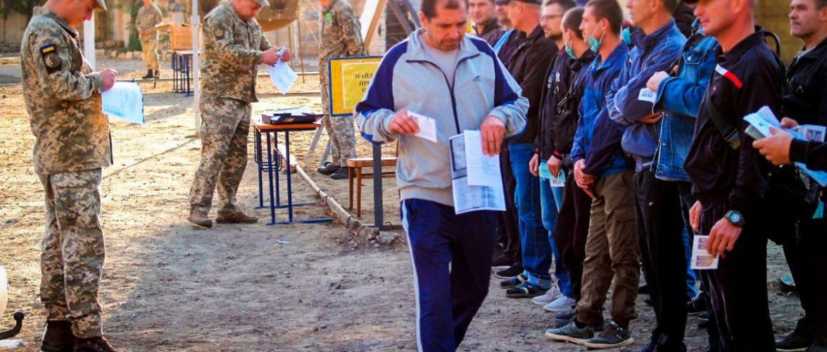 У ВМС ЗС України проведено збори з резервістами оперативного резерву першої черги