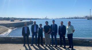 Японський автовиробник Mitsubishi Motors Corporation (ММС) та генеральний імпортер ДП «Український термінал» планують розширювати співпрацю з державним стивідором ДП «МТП «Чорноморськ»