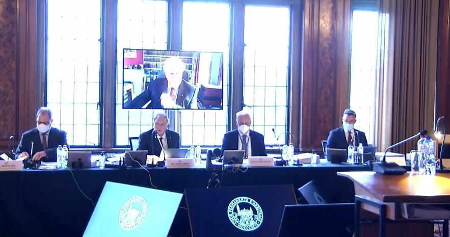 (Оновлюється) Розпочався перший раунд дебатів у справі України проти Росії про захоплення кораблів в Азовському морі у Міжнародному арбітражному суді