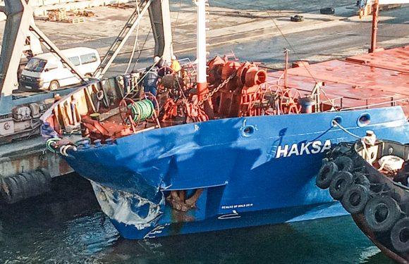 Спростування інформації щодо аварійної морської події з судном «HAKSA»