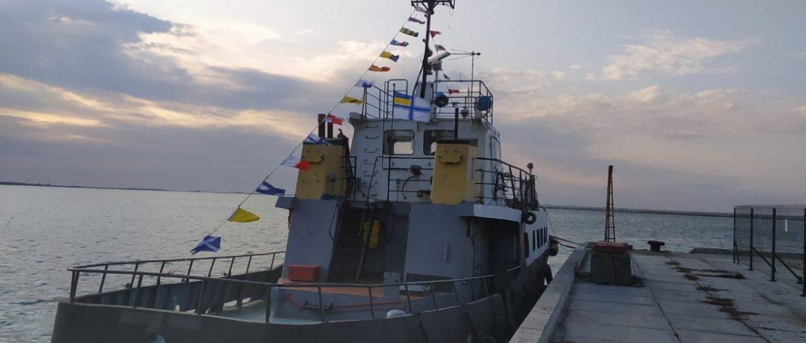 Гідрографічний катер «Дмитро Чубарь» включено до складу ВМС України