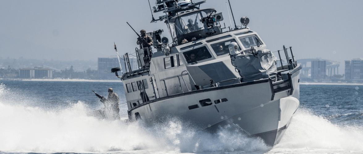 Пентагон замовив ще шість катерів Mark VI для ВМС України