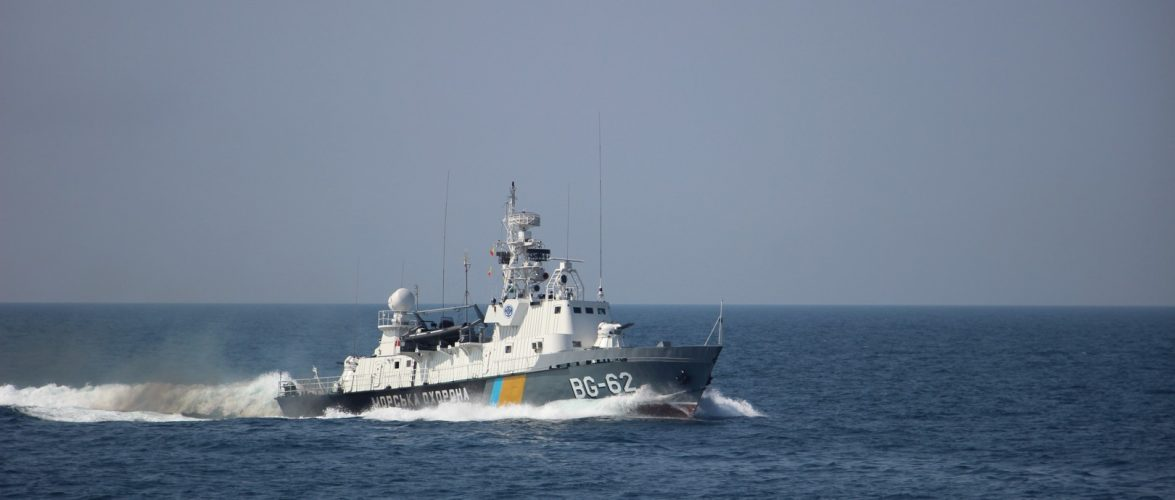 Командиру корабля морської охорони повідомлено про підозру у справі з танкером «Delfi»