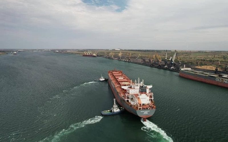 З 1 січня порт Південний надваватиме знижку 30 відсотків для зернових вантажів